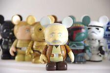 "Disney Parks 3"" Vinylmation Star Wars Series # 1 Set w/ Chaser Obi-Wan"