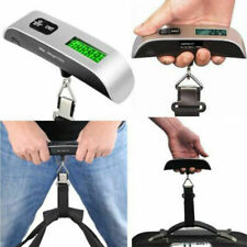 Luggage Scales Hanging Portable Digital Electronic Luggage Suitcase Bag Weight