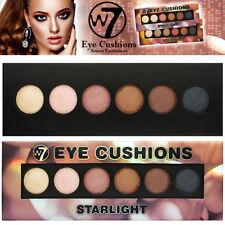 W7 Cojines de ojos Cosméticos Sombra de Ojos Paleta pigmentado polvo párpado Starlight