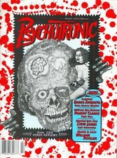 PSYCHOTRONIC VIDEO magazine # 19, #18, #17, and #16, (A rare Four issue offer!)
