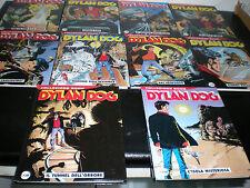 LOTTO 10 DYLAN DOG COLLEZIONE BOOK DAL N.14 AL N.23 (leggere descrizIone)