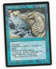 Magic the gathering ~ MTG ~ 1x Polar Kraken ~ Ice Age ~ M/NM