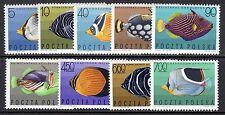 Poland - 1967 Fish - Mi. 1748-56 MNH