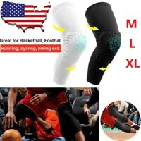 Basketball Knee Pads Adult Long Kneepad Football Knee Brace Support Leg Protect