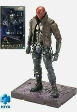 Hiya Toys DC Comics Injustice 2 Red Hood 1:18 Inch Scale Action Figure New