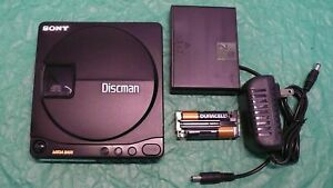 Sony D-9 Discman - Fully Restored D-90