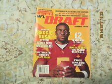 2006 ESPN NFL Draft Guide (Reggie Bush on cover in ESPN's first draft magazine)