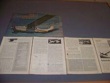 VINTAGE..1981 CESSNA P210 CENTURION..HISTORY/DETAILS/SPECS..RARE! (466H)