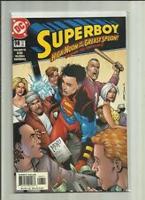 SUPERBOY . # 98 .DC Comics . (2002) .