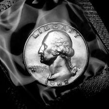 1982 P  Washington Brilliant Uncirculated Quarter ~ From Souvenir Mint Set