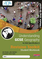 Understanding GCSE Geography for AQA A : Revision Toolkit Student Workbook (Unde