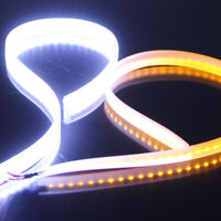 Super-thin Soft Silicone Sequential LED Strip Turn Signal Daytime    boom!