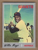 Willie Mays '65 San Francisco Giants Monarch Corona Classic Series #5