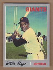 Willie Mays '65 San Francisco Giants Monarch Corona Classic Series #5