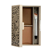 Clever cat Eyebrow Powder Eye Brow Palette Cosmetic Makeup Shading Kit With B FP