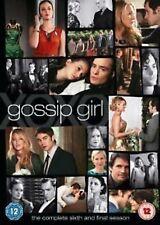 Gossip Girl-Staffel 6 (2013) komplett alle Episoden sechste Season Neu Versiegelt DVD