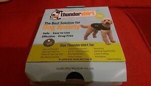 Thundershirt Best Solution For Afraid Dog Anxiety Size Small Solid Gray Mint
