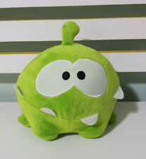 OM NOM CUT THE ROPE MASCOT CHARACTER TOY PLUSH TOY SOFT TOY 19CM! GREEN !