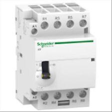Contacteur chauffe-eau  - 63A  - 4no  - acti9 - A9C21864 ICT HC  Schneider
