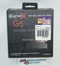 Creative Sound BlasterX G5 Card (70SB170000000)