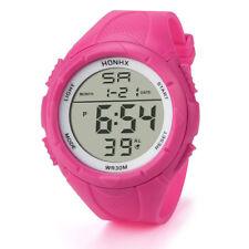 Fashion Men Women Waterproof LED Digital Sport Watch Military Quartz Wrist Watch