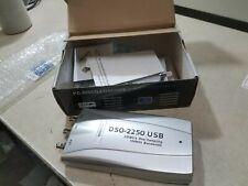 Hantek DSO-2250 PC USB Digital Oscilloscope 100MHz 2CH 250MSa/s 10mV-5V, 9Steps
