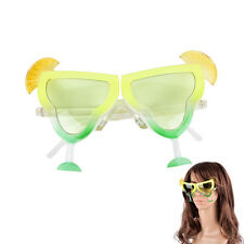Juice Hawaiian Funny Sunglasses Tropical Beach Party Glasses Party Decorations H