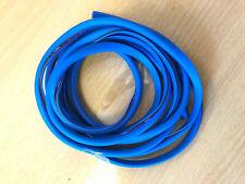 2M Car Door Edge Guard Protector BLUE U Profile Roll Moulding Trim Strip UK