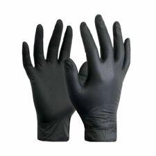 Black Nitrile Gloves pack Of 100 Pcs Medium Size