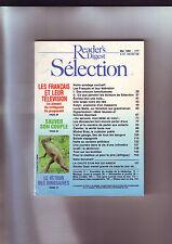 Selection Du Reader's Digest  mai 1990