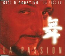 GIGI D'AGOSTINO La Passion 5TRX EDITS & REMIXES CD single SEALED USA seller 1999