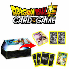 DRAGON BALL SUPER CCG SPECIAL ANNIVERSARY BOX TCG Set of 4 NEW IN-STOCK