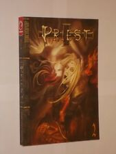 Tokyopop Priest 2. Min-Woo Hyung. Manga Comic Book. 2nd Printing 2002.