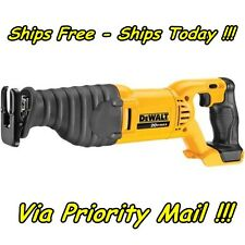 DeWalt DCS381 20V Lithium Ion Cordless Reciprocating Saw 20 Volt Recip Sawzall