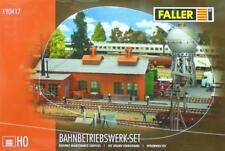 Faller 190417 H0 - Bahnbetriebswerk- Set NEU & OvP