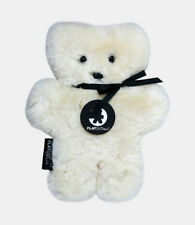 Flat Out Bear (Australian) Large Flat Out Baby Toy - Comforter 30 cm Milk