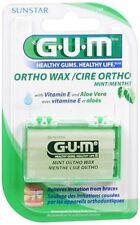 GUM Orthodontic Wax Mint [724] 1 Each