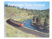 Passenger Train Annual No. 1 from Passenger Train Journal ©1975 SC Book