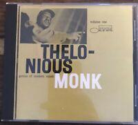 Thelonious Monk – Genius Of Modern Music Volume 1 Blue Note CD Jazz. NM.