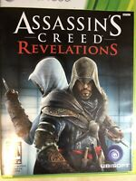 Assassin's Creed Revelations XBOX 360 Action / Adventure , Complete