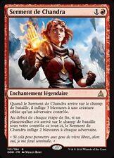 MTG Magic OGW - Oath of Chandra/Serment de Chandra, French/VF