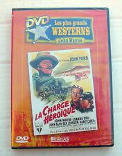 DVD LA CHARGE HEROIQUE - John WAYNE - John FORD - NEUF
