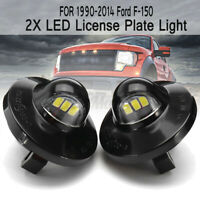 2pcs License Plate Light LED SMD For Ford Pickup Truck F-150 F250 F350  DYY!