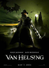 Van Helsing 27X41 Authentic Double Sided Official Theatre Poster