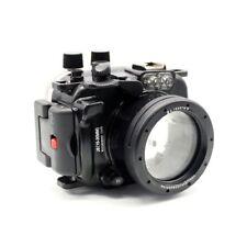 40M 130ft Underwater Diving Waterproof Housing Case for Nikon J5 Camera 10mm