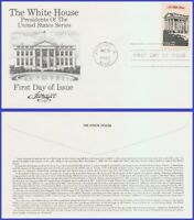 US #2219e U/A ARTMASTER FDC   White House