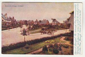 CADBURY'S BOURNEVILLE VILLAGE - Chocolate Competition Entry - 1900s era postcard