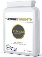 Immune System Booster | For Colds and Flu | Vitamins C, D3, Zinc and Selenium