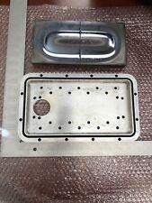 AJA International Model ST-4510 Sputter Cathode With Target 7x12x1.5 Inch