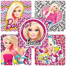 "25 Barbie Pics Stickers, 2.5""x2.5"" each, Party Favors"